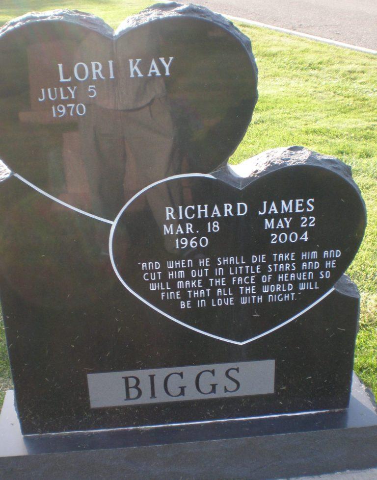 Richard James Biggs
