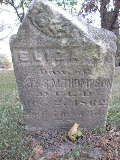 Eliza J Thompson