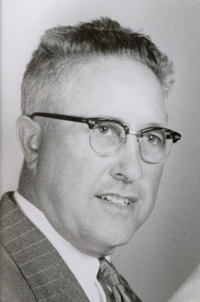 Clarence G Reynolds