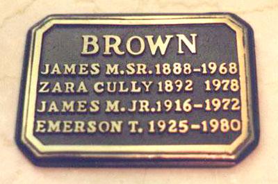 James M. Jimmy Brown, Jr