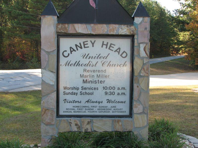 Caney Head Cemetery