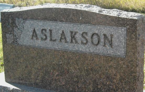 Arley Aslakson