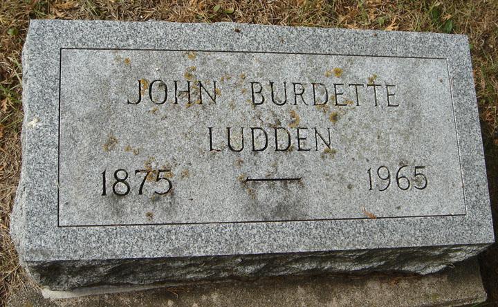 John Burdette Ludden