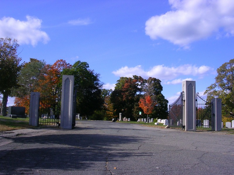 Mount Wollaston Cemetery