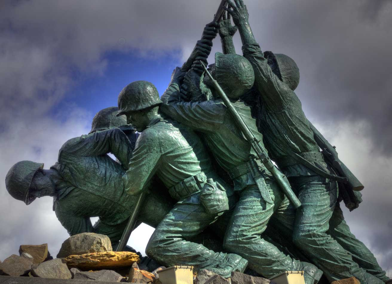 The National Iwo Jima Memorial Monument and Park