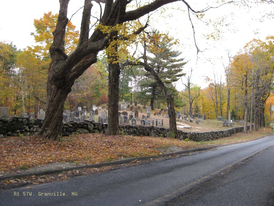 Main Road Cemetery