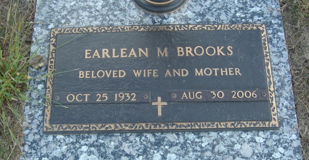Earlean <i>Chapman</i> Brooks