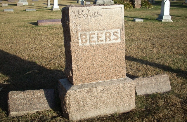 Amelia Jane <i>Buck</i> Beers