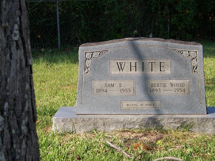 Samuel Ernest White