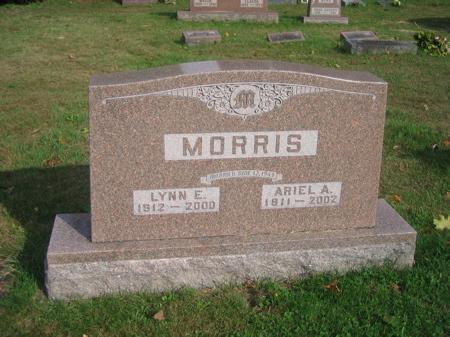 Ariel Agnes <i>Denton</i> Morris