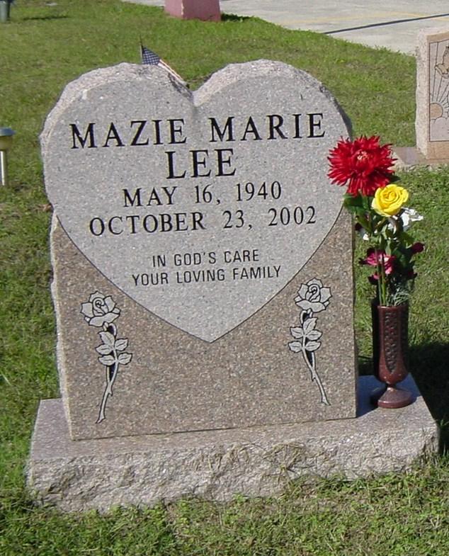 Mazie Marie Lee