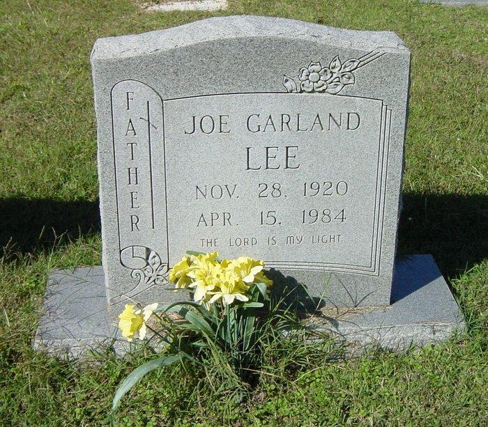 Joe Garland Lee