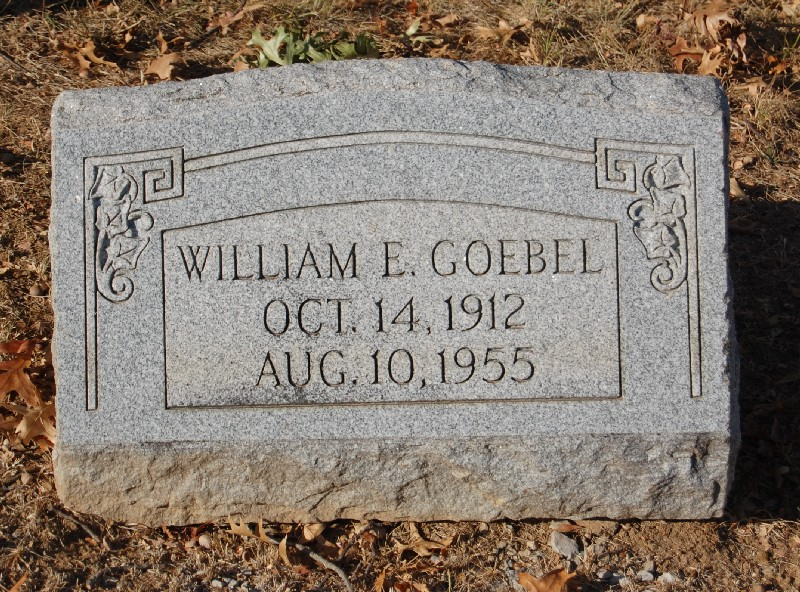 William E Goebel