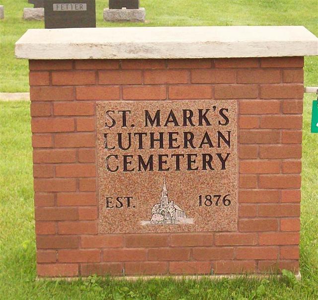 Saint Mark's Lutheran Cemetery