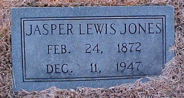 Jasper Lewis Jones
