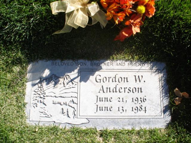 Gordon W. Anderson