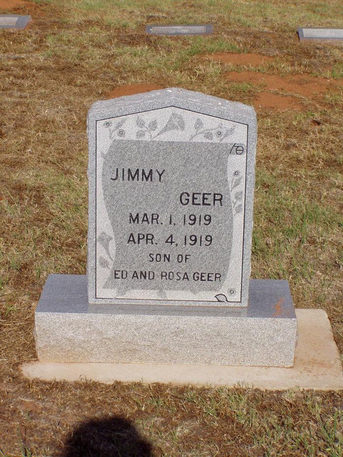 Jimmy Geer