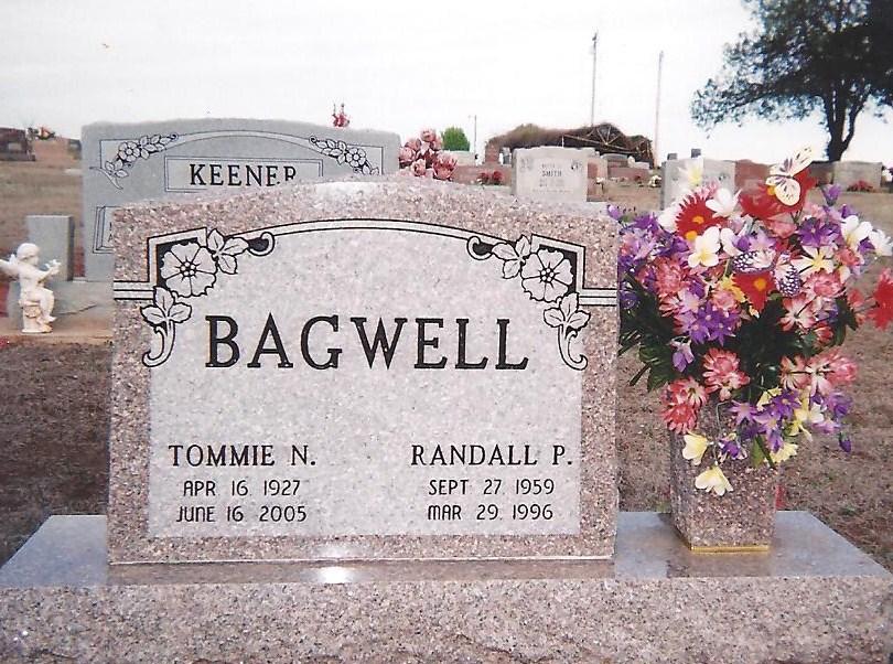 Tommie Nadine <i>Black</i> Bagwell