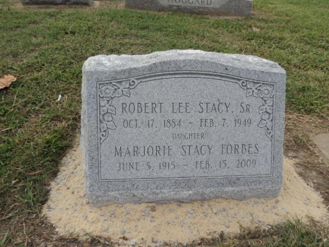 Marjorie <i>Stacy</i> Forbes