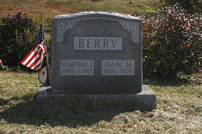 Martha J. Berry