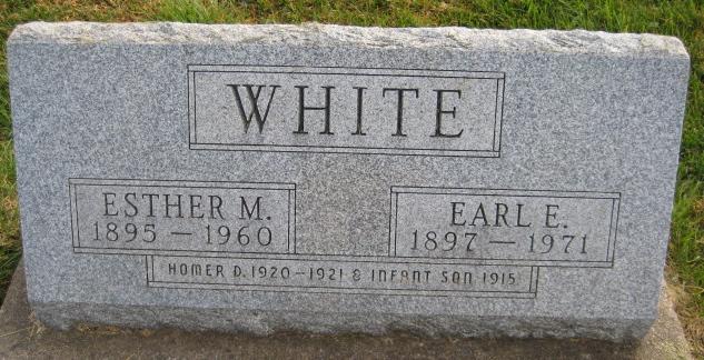 Homer D White