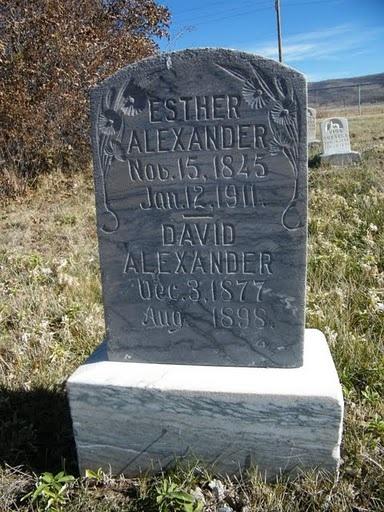 Esther Russell <i>Alexander</i> Kirkham