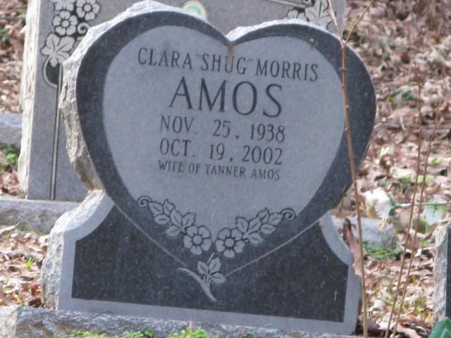 Clara Lee Shug Amos
