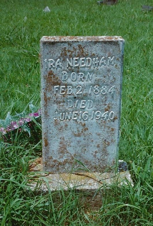 Ira Needham