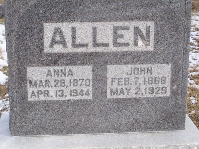 John Harrison Allen