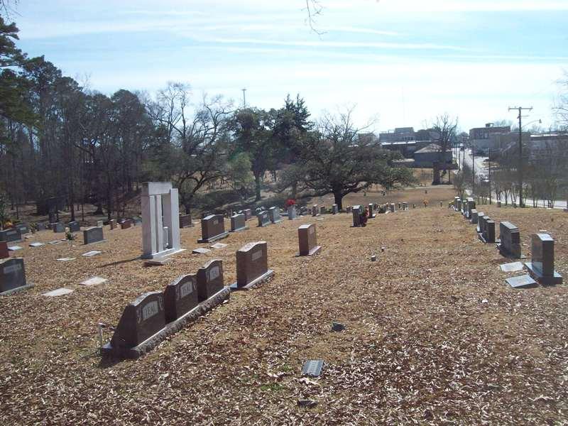 Many Cemetery