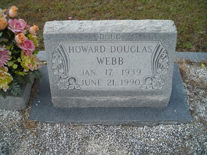 Howard Douglas Webb