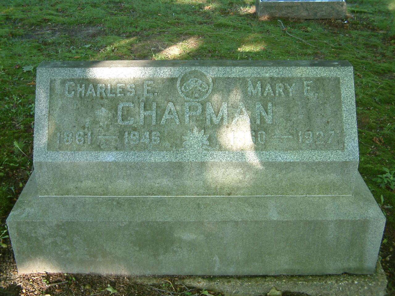 Charles Edward Chapman