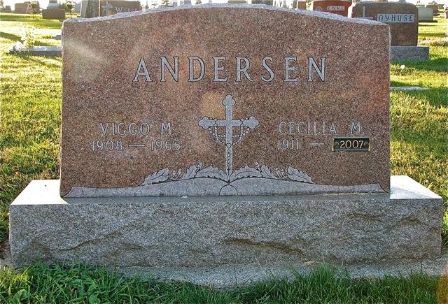 Viggo M Andersen