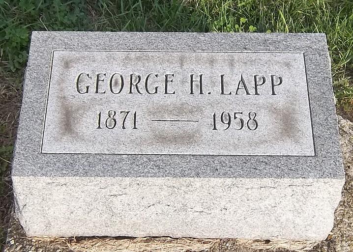George Harlan Lapp