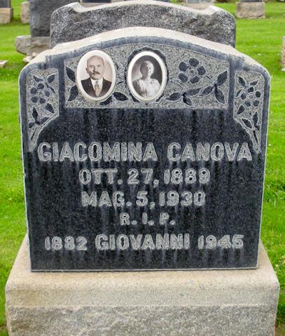 Giacomina Canova
