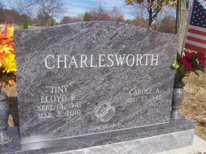 Lloyd R. Tiny Charlesworth