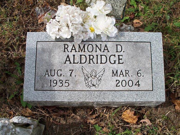 Ramona D. <i>Donnell</i> Aldridge