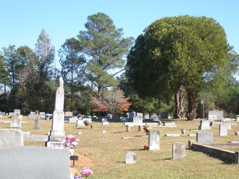 Long Creek Cemetery