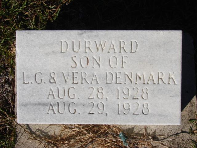 Durward Denmark