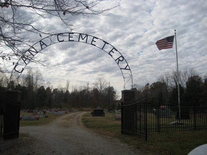 Cana Cemetery