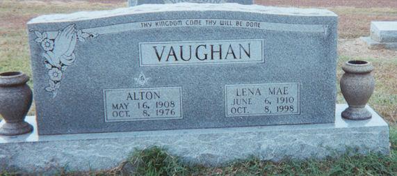 Alton Vaughan