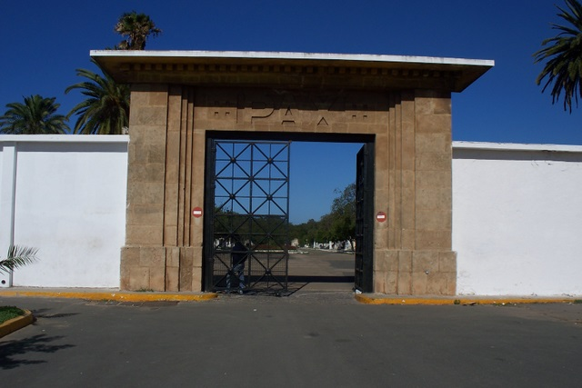 Ben M'Sick European Cemetery