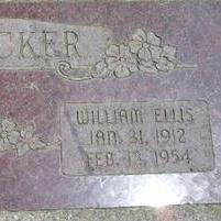 William Ellis Thacker