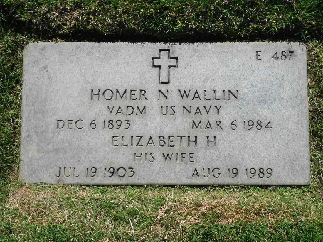 Homer Norman Wallin