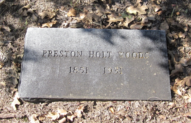 Preston Holt Woods