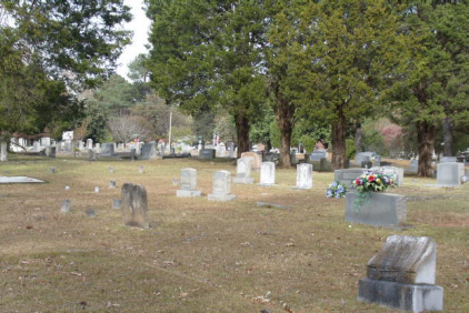 Moss Chapel Methodist Church Cemetery