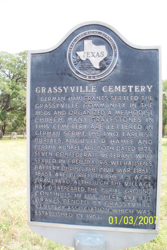 Grassyville Cemetery