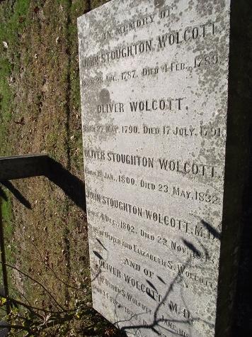 John Stoughton Wolcott