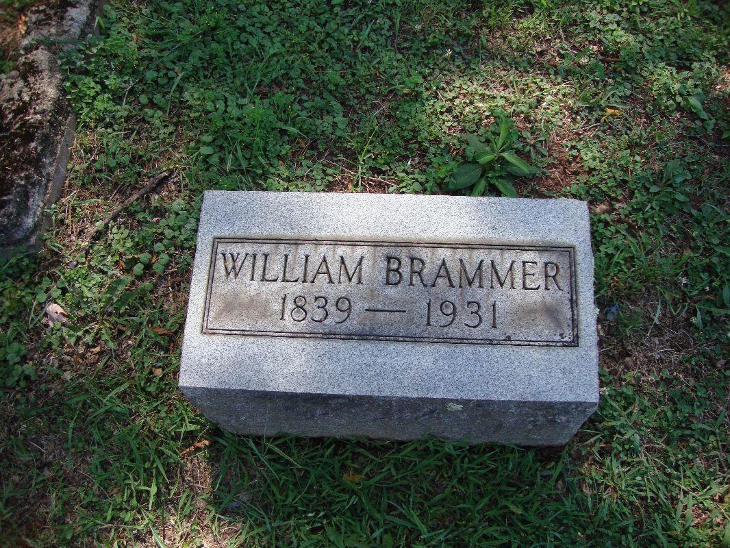Pvt William Brammer