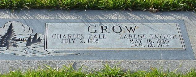 Larene <i>Taylor</i> Grow